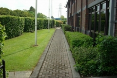 Office grounds maintenance Bournemouth.