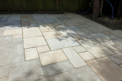 Patio laying Dorset.