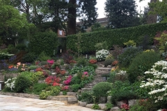 Edens Landscapes garden services Hampshire.
