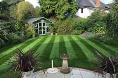 Garden landscaping Bournemnouth.